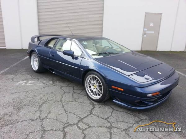 2004 Lotus Esprit V8 Twin Turbo