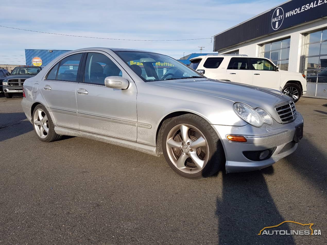 2005 mercedes benz c230 premium mercedes benz autolines for Mercedes benz c230