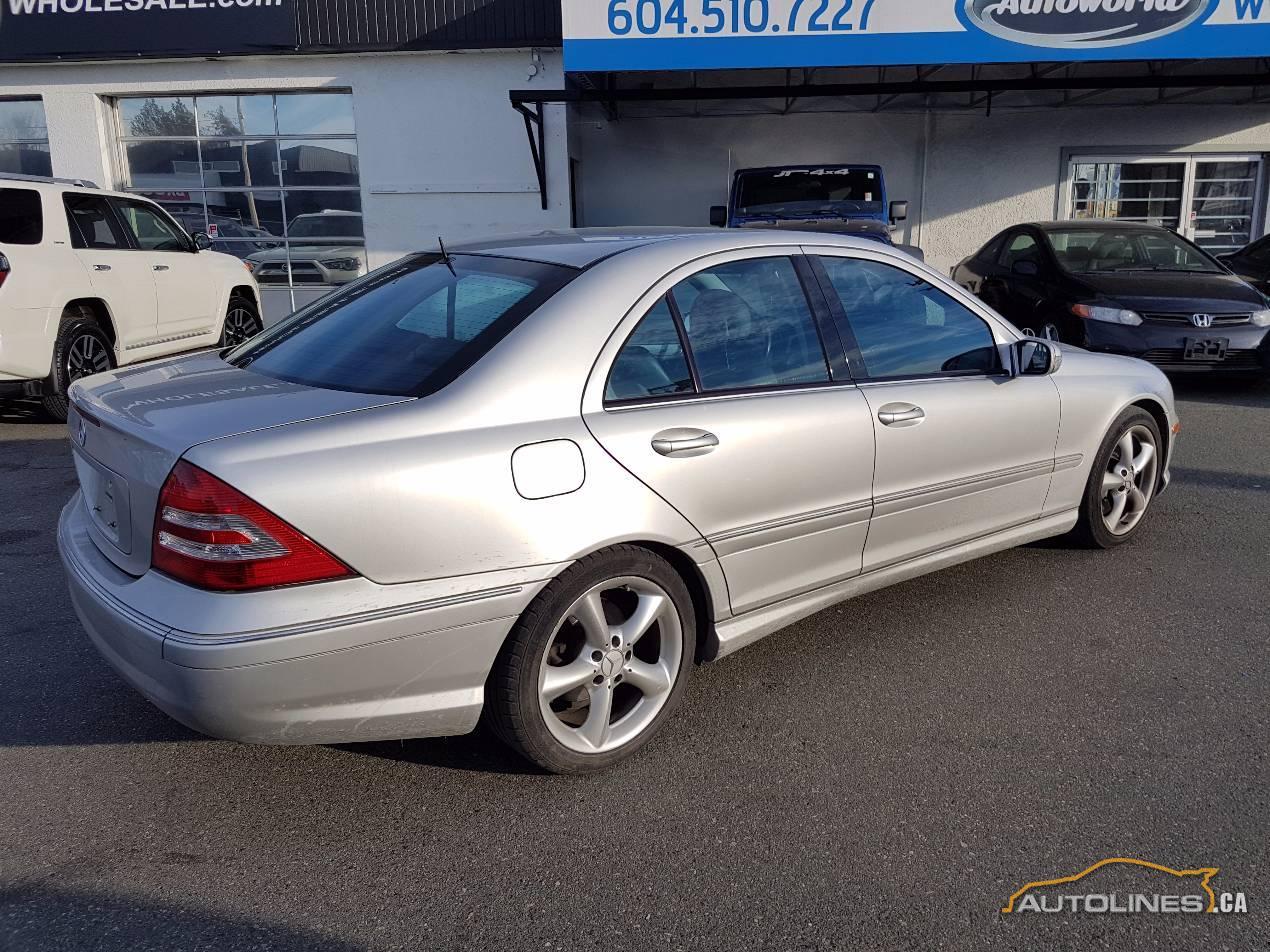 2005 mercedes benz c230 premium mercedes benz autolines for Mercedes benz torrance ca