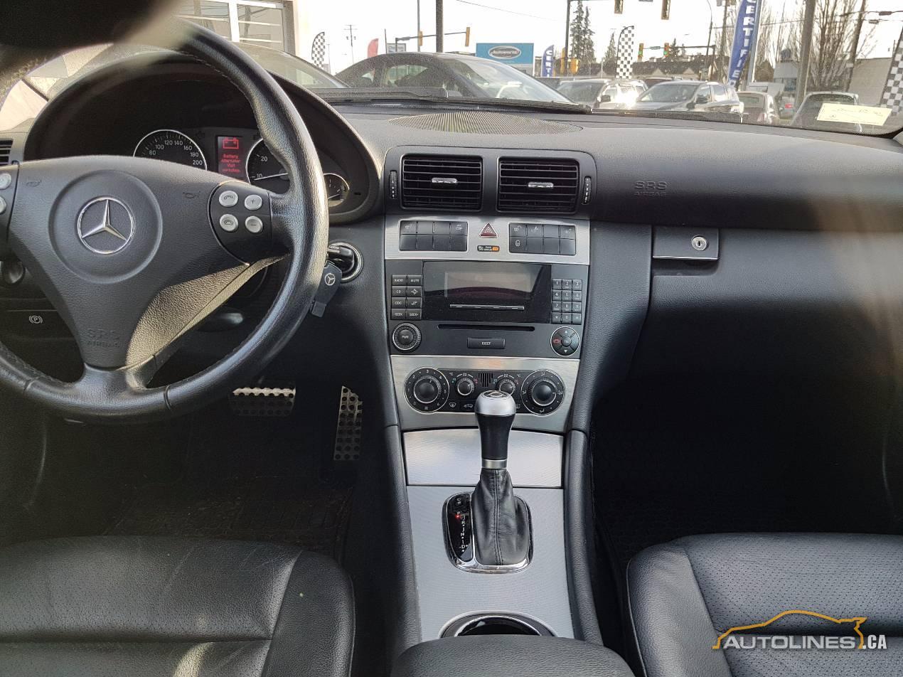 2005 Mercedes Benz C230 Premium